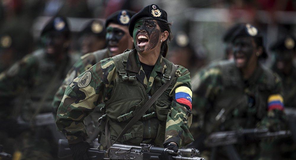 委内瑞拉军方