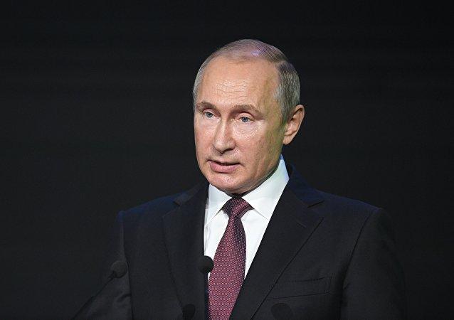 俄总统普京表示,里海国家将设立里海经济论坛