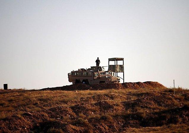 叙利亚与约旦接壤