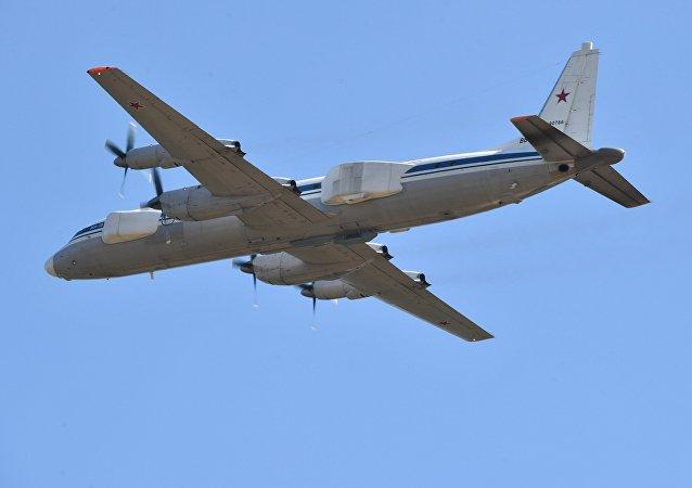伊尔-22PP伐木人飞机