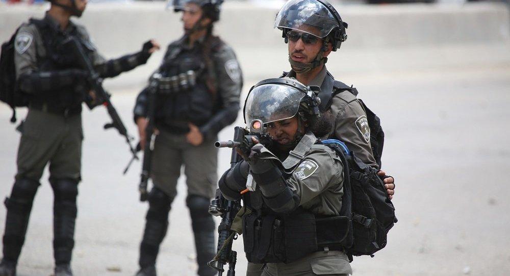 以色列军方抓捕巴勒斯坦耶路撒冷事务部部长