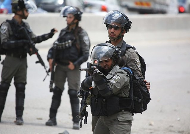 以色列军方在以境内击落一架来自叙利亚的无人机