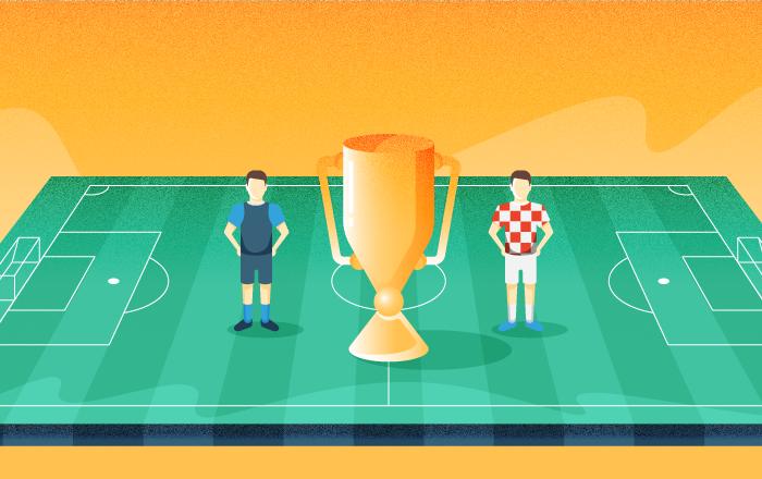 2018世界杯决赛队伍的晋级之路