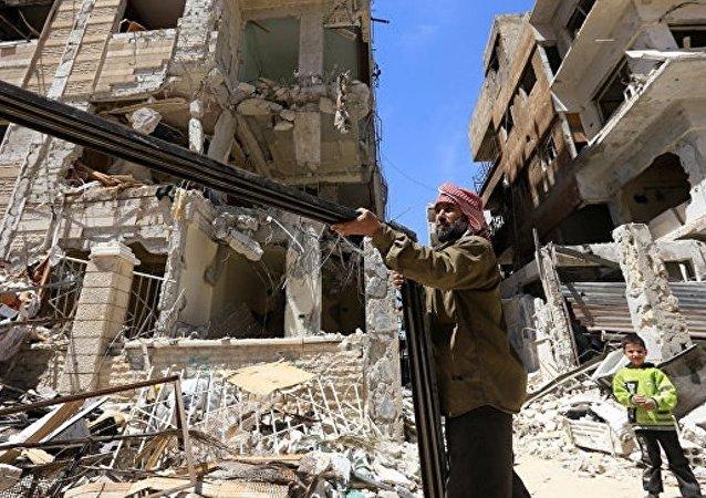 德黑兰将维持在叙利亚的军事存在