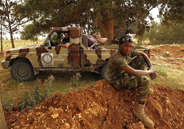 利比亚军方