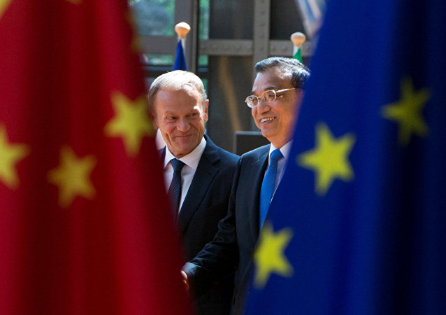 中国与欧盟联手维护世贸权威