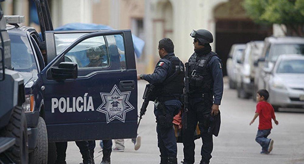 墨西哥瓜纳华托州两周发生210起杀人案