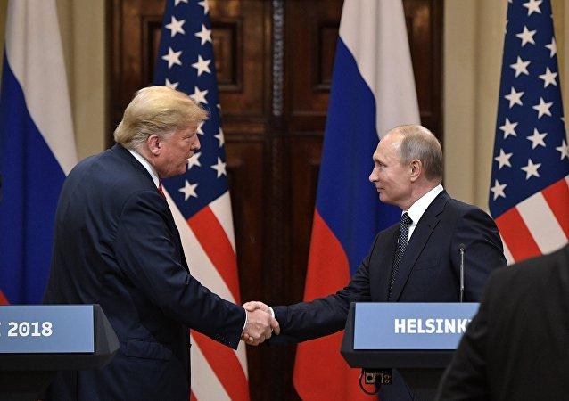 克宫:俄美仍在协商两国总统G20期间的会晤日期