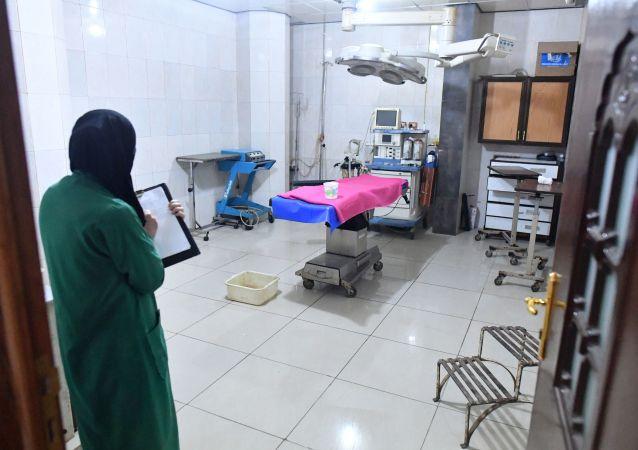 俄国防部:叙利亚逾300个医疗教育设施得到重建