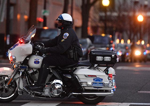 华盛顿警察(资料图片)