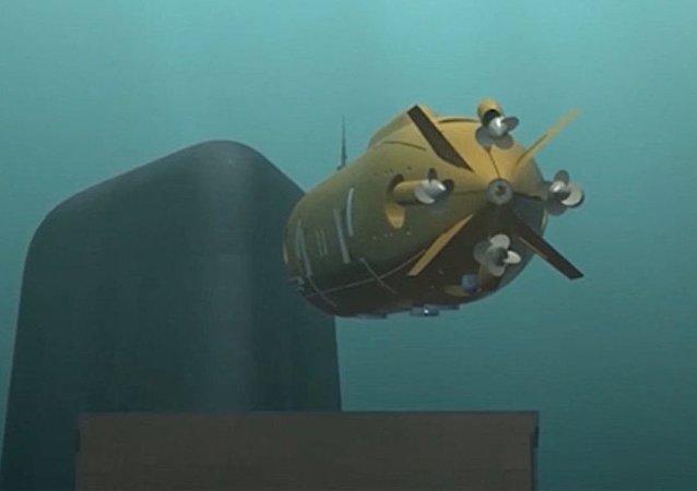 """""""波塞冬""""无人潜航器试验即将完成"""