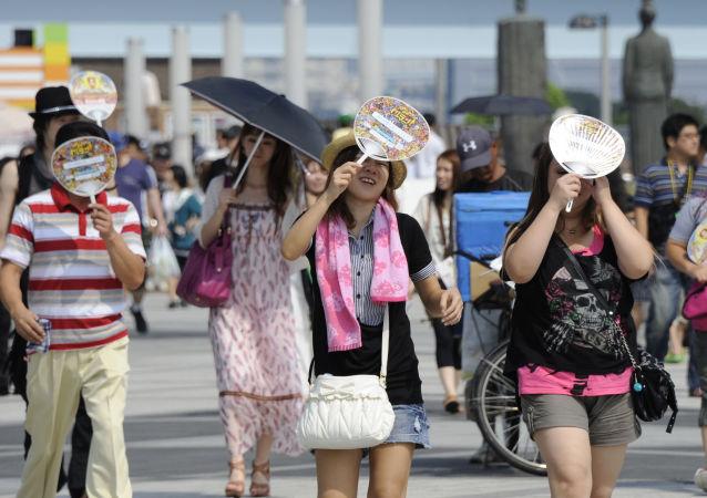 日本酷热致140多人死亡