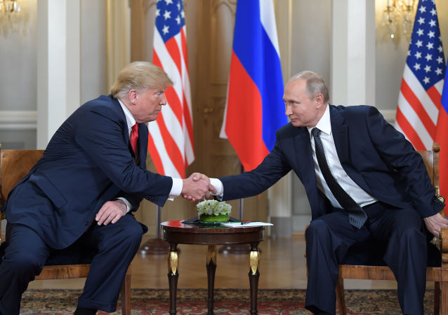 拉夫罗夫称俄罗斯准备举行普京与特朗普的新一轮会晤