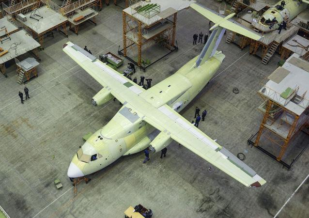 伊尔-112V运输机