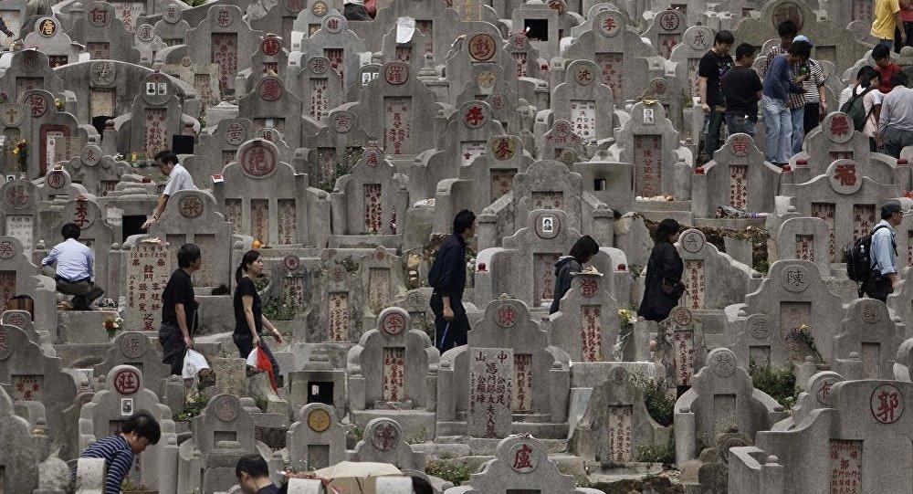 俄媒:香港生活昂贵,但死亡花销更高