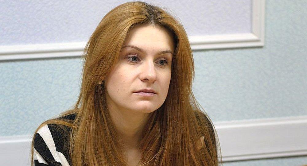 俄罗斯女公民布京娜