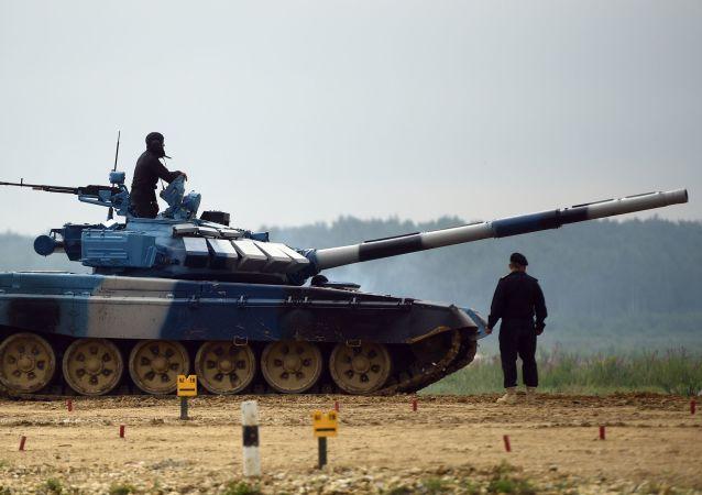 阿塞拜疆坦克