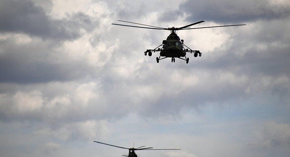 一架单发飞机在新西伯利亚州失踪  米-8直升机正在搜寻