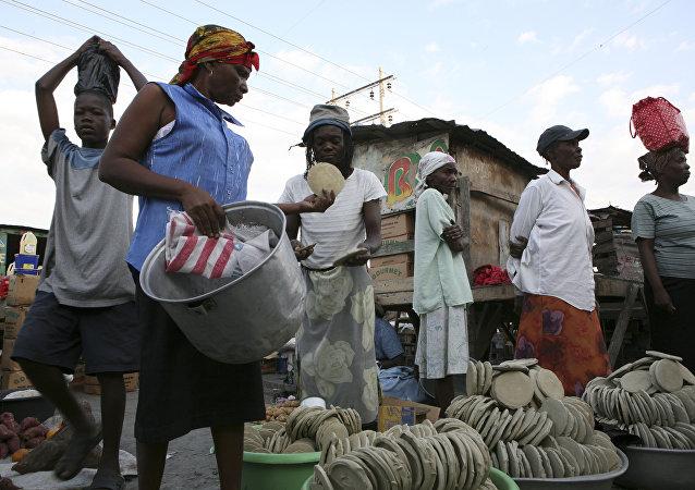 海地总统预警因新冠病毒疫情海地将面临饥饿问题