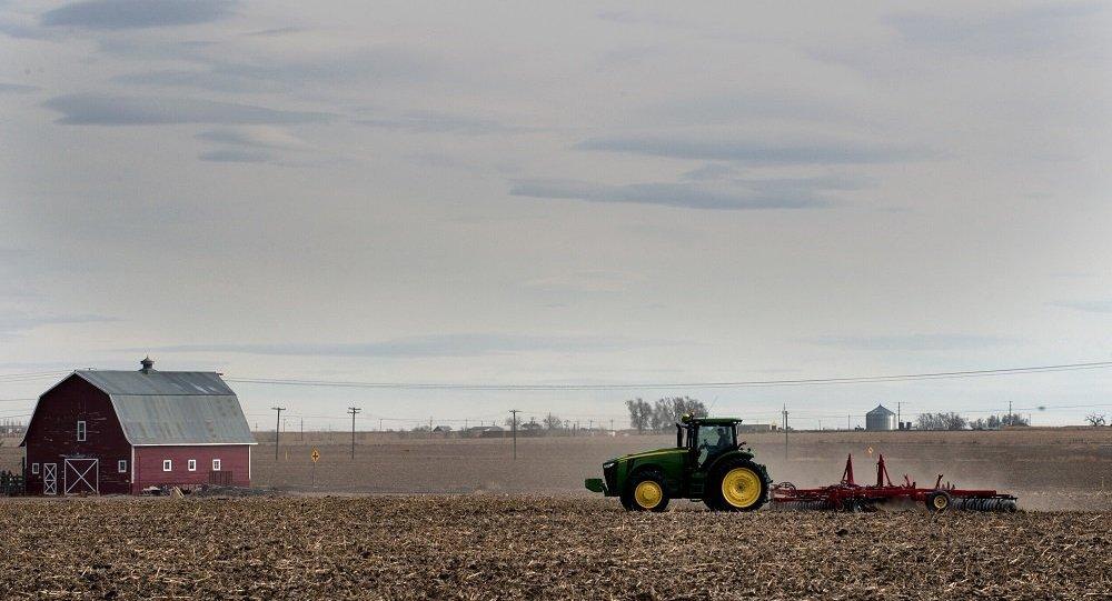 特朗普:中国的关税回应措施影响美国农民