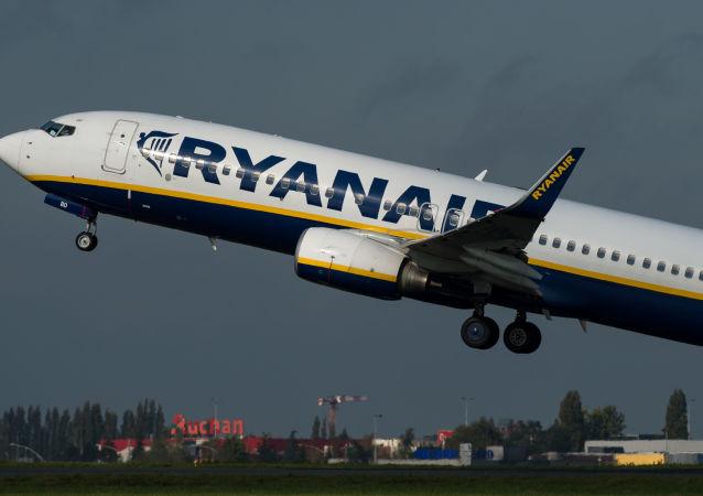 Ryanair客机