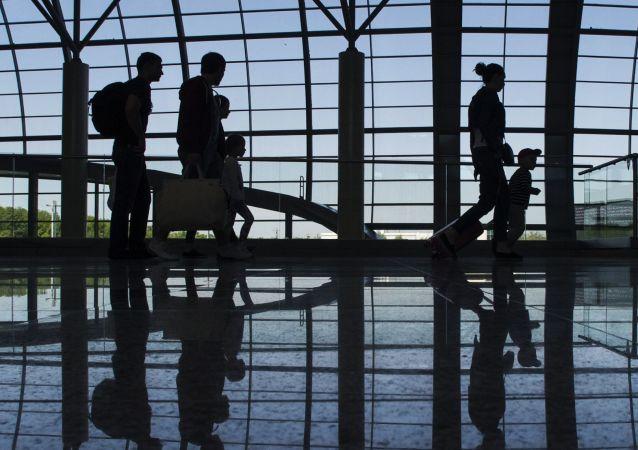 美国当局暗中监视飞机乘客的举动