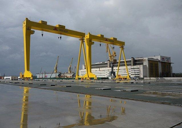 俄造船厂5年内将建造至少80艘渔船