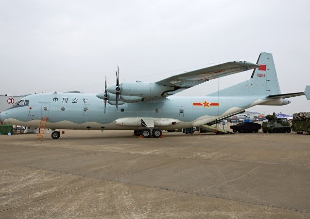 中国军机飞过韩国防空识别区域