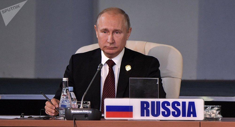 普京将于8月12日访问哈萨克斯坦出席里海沿岸五国峰会