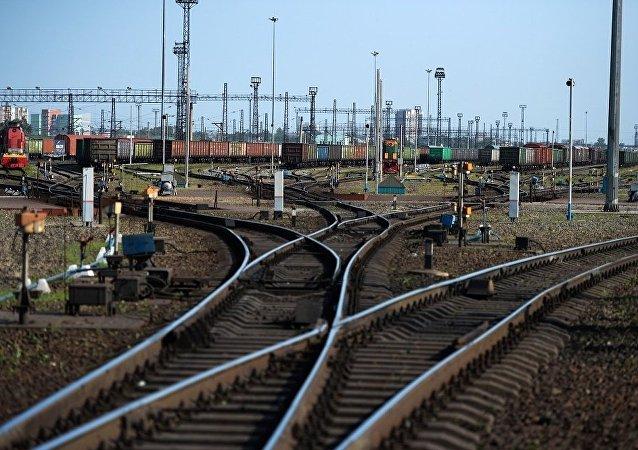 俄罗斯铁路(资料图片)