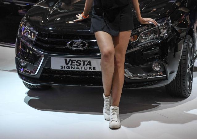 拉达Vesta