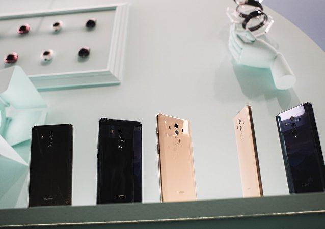 Смартфоны компании Huawei
