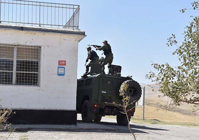 塔吉克斯坦对策划袭击俄军事基地的恐怖分子判刑