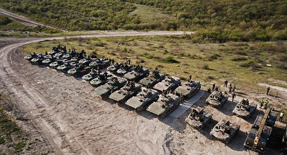 俄罗斯将开始大规模研制空降兵武器装备