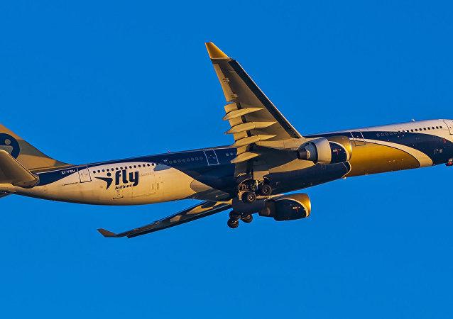 俄艾菲(iFly)航空公司的飞机