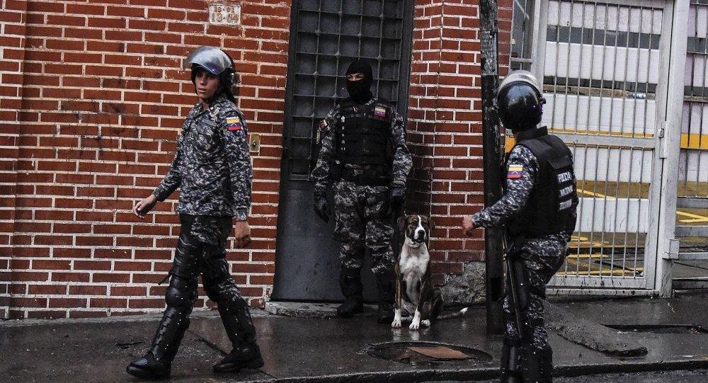 委内瑞拉警方