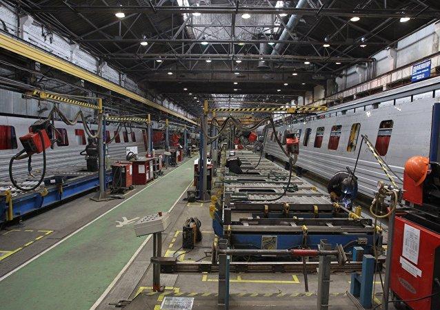 俄罗斯运输机械控股集团( Transmashholding)