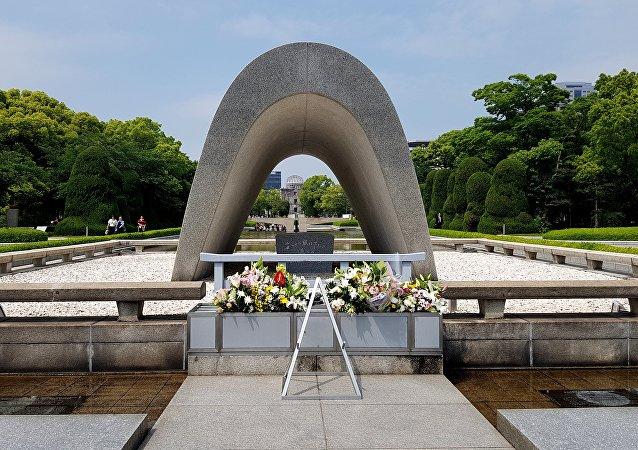 广岛原子弹爆炸73周年