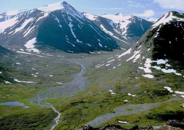 瑞典最高峰因天气炎热变矮