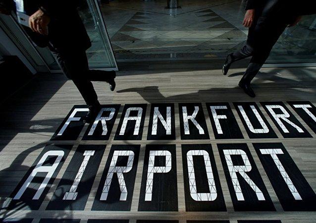 德国法兰克福市机场