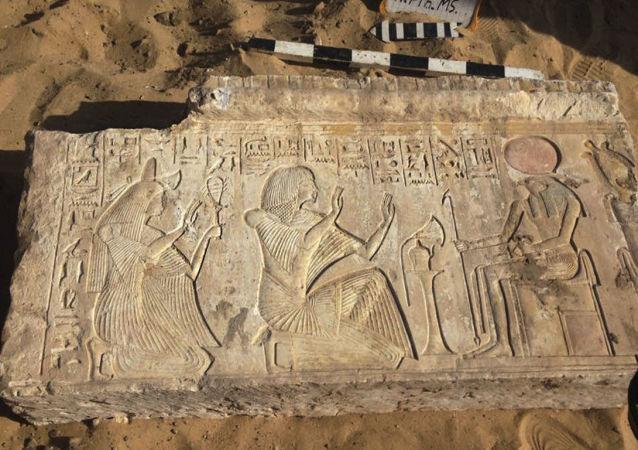 萨卡拉墓地