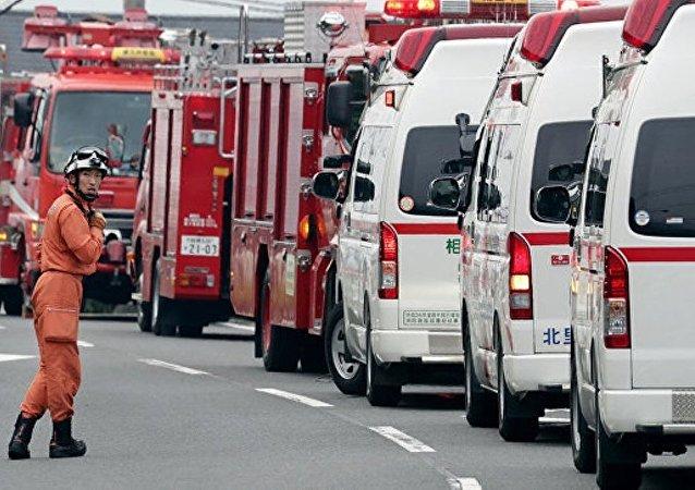 日本化工厂爆炸和火灾致至少4人受伤