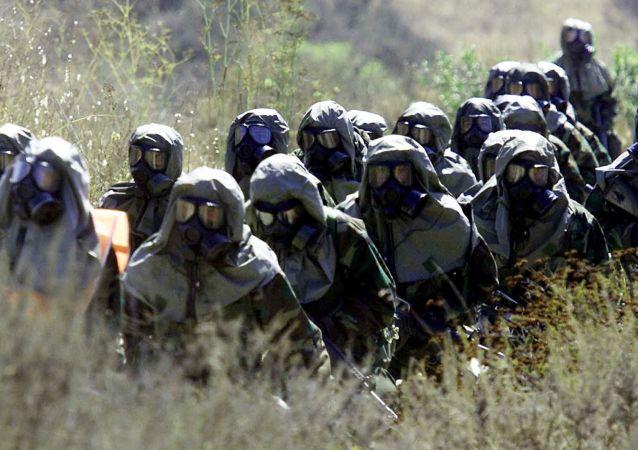 美国在波罗的海国家测试生物武器