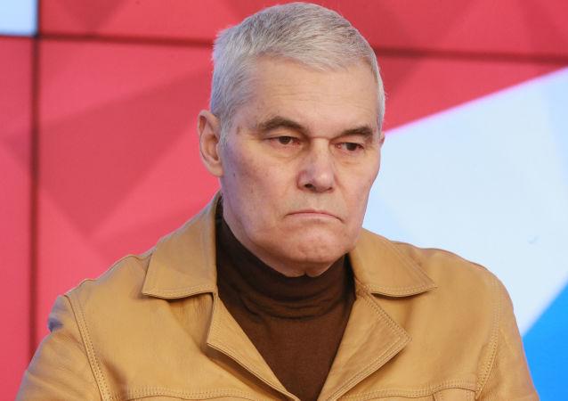 俄罗斯导弹及火炮学研究院通讯院士康斯坦丁·西夫科夫