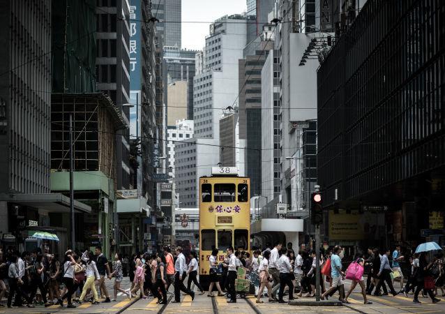 中国港澳办:爱国者治港并非在香港社会政治生活中搞清一色