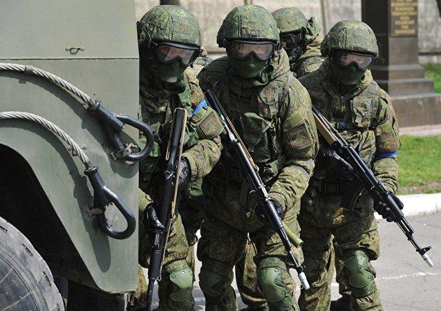 俄反恐委:恐怖分子不会放弃高调袭击俄罗斯的企图