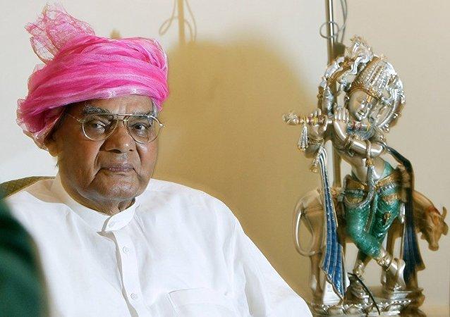 印度前总理瓦杰帕伊在新德里逝世,享年93岁