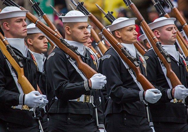 华盛顿今秋阅兵开销将达9200万美元