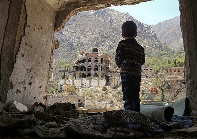 媒体:也门胡塞武装不顾停火协议继续在荷台达作战