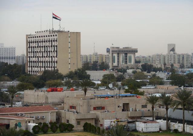 巴格达绿区